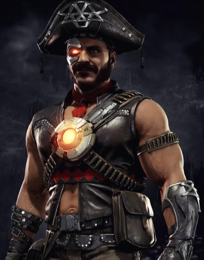 Mortal Kombat 11: Кано