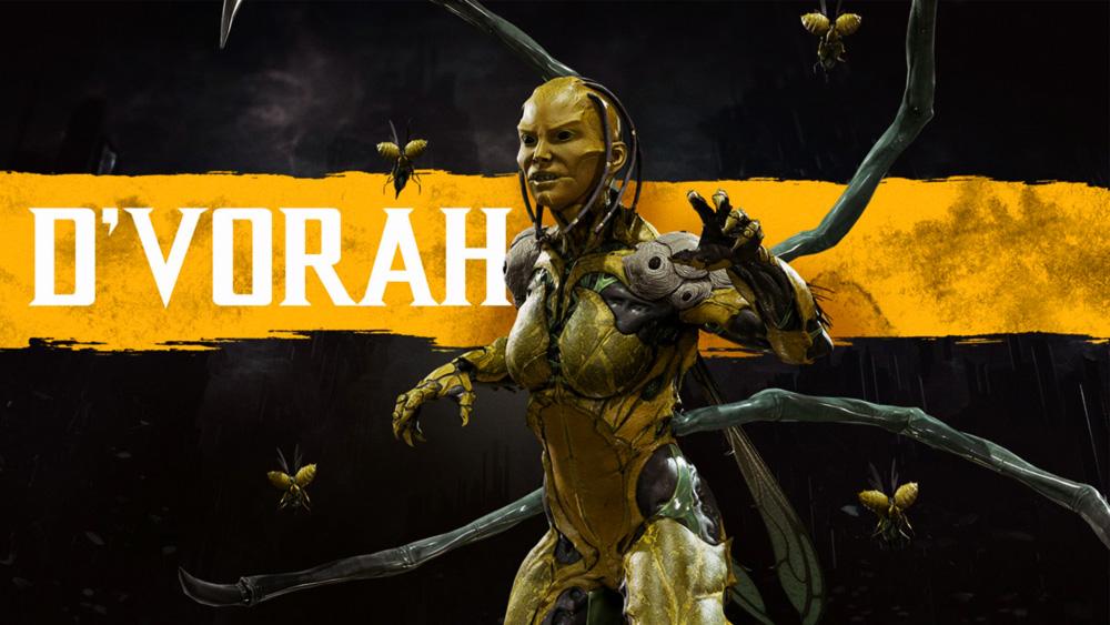 Mortal Kombat 11: Ди'Вора