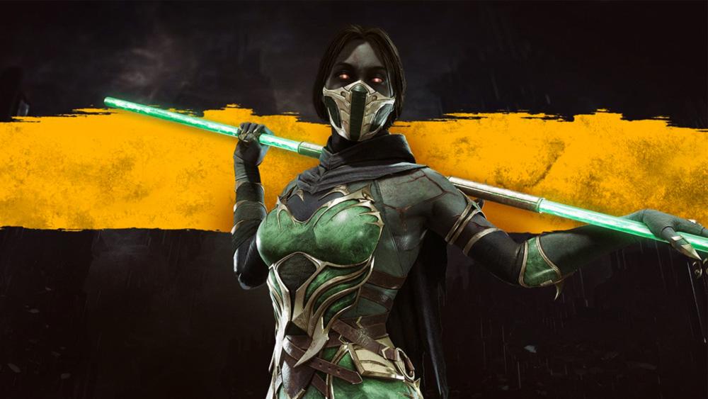 Mortal Kombat 11: Джейд