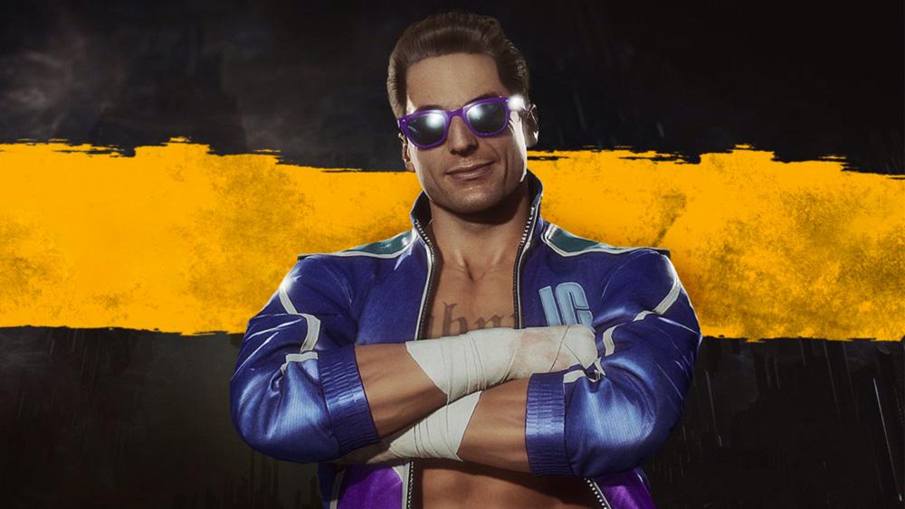 Mortal Kombat 11: Джонни Кейдж