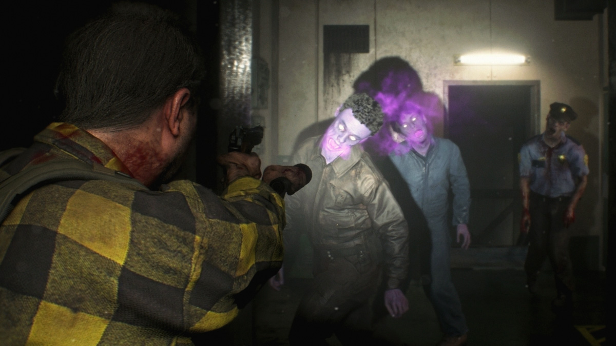 Resident Evil 2 Remake: DLC Ghost Survivors