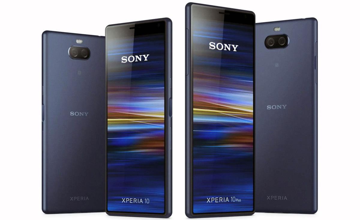 Sony Xperia 10 и 10 Plus