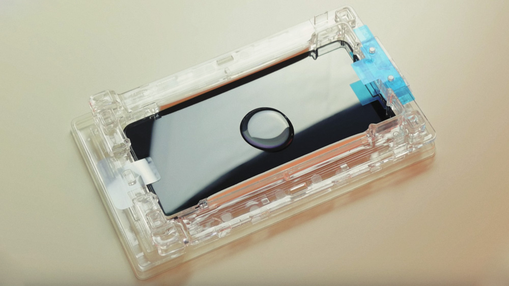Установка Whitestone Dome Glass на примере Google Pixel 3 XL