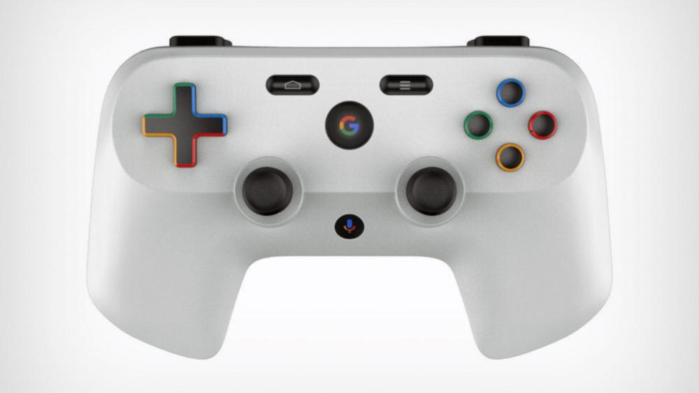 Google запатентовала собственный геймпад
