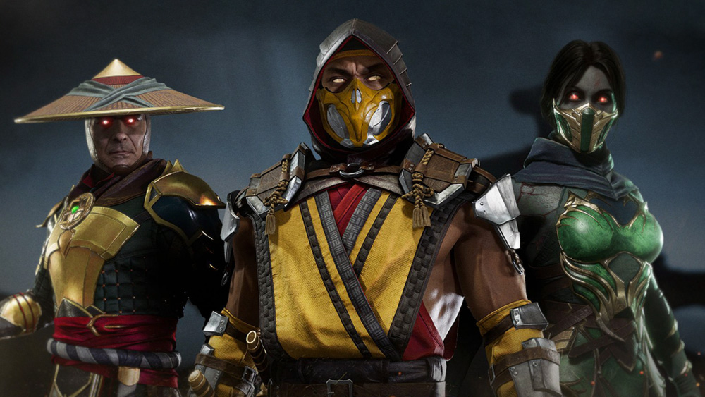 Mortal Kombat 11 Mobile