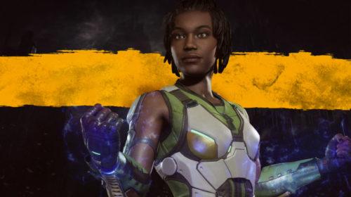 Mortal Kombat 11: Джеки Бриггс