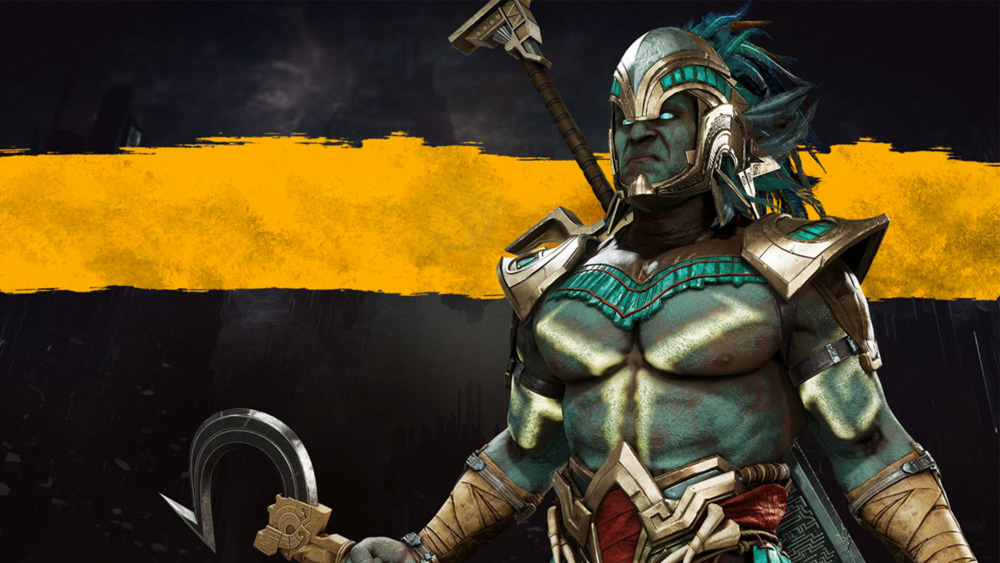 Mortal Kombat 11: Коталь Кан