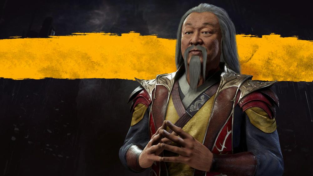 Mortal Kombat 11: Шан Цзун