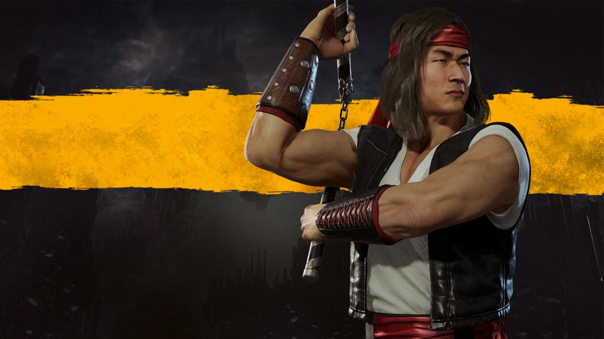 Mortal Kombat 11: Лю Кан