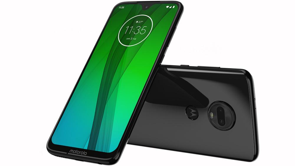Motorola Мото G7