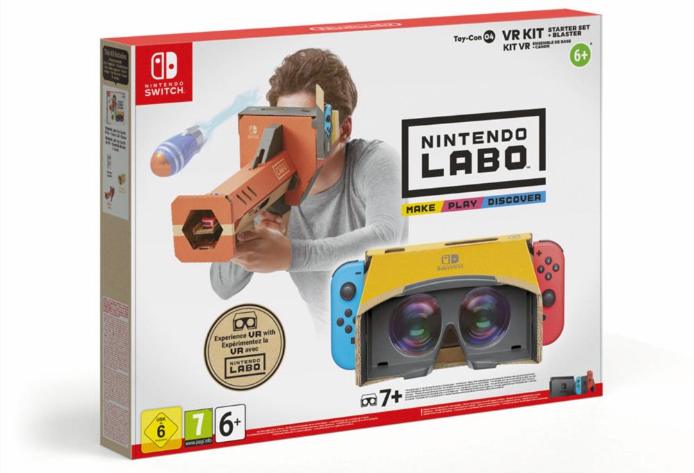 Nintendo Labo: VR Kit Starter Set