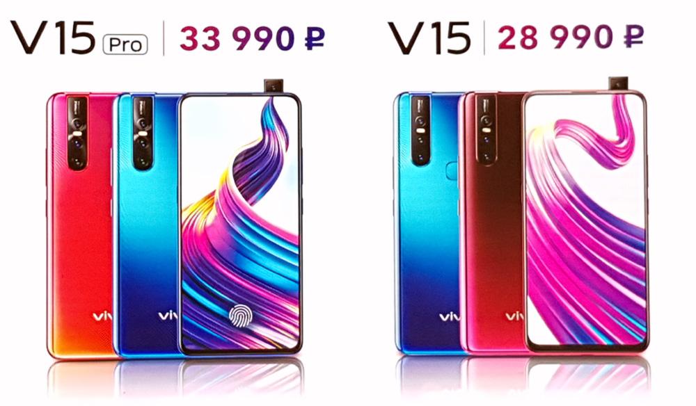 Vivo V15 / Vivo V15 Pro