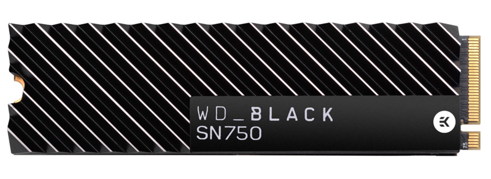 WD Black SN750