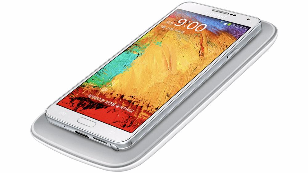 Беспроводная зарядка для смартфонов Samsung
