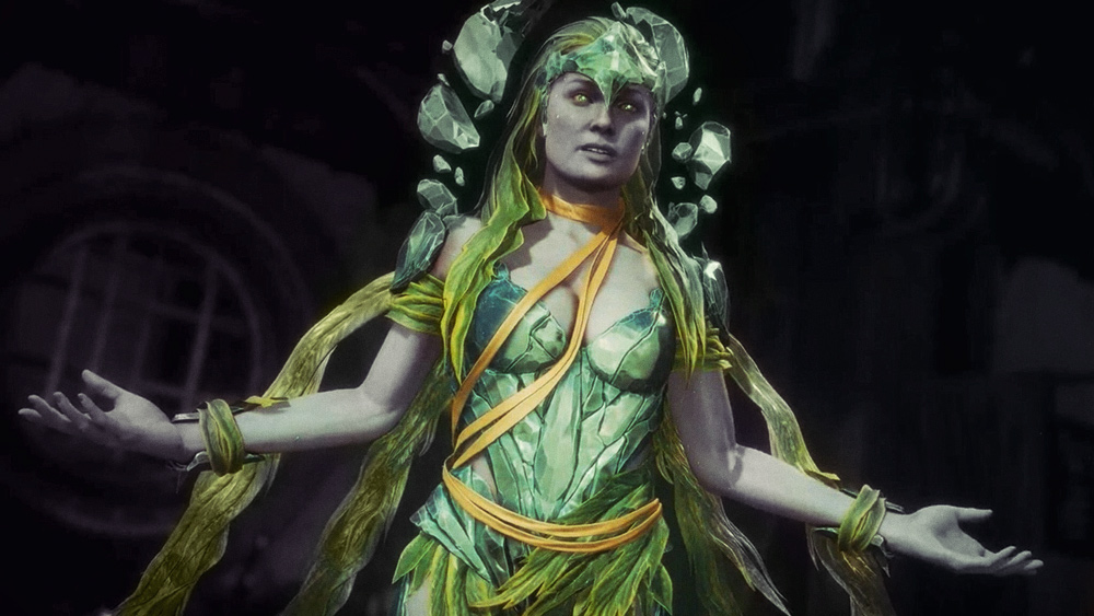 Mortal Kombat 11: Цетрион