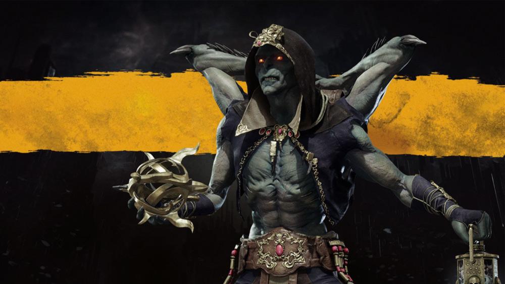Mortal Kombat 11: Коллектор