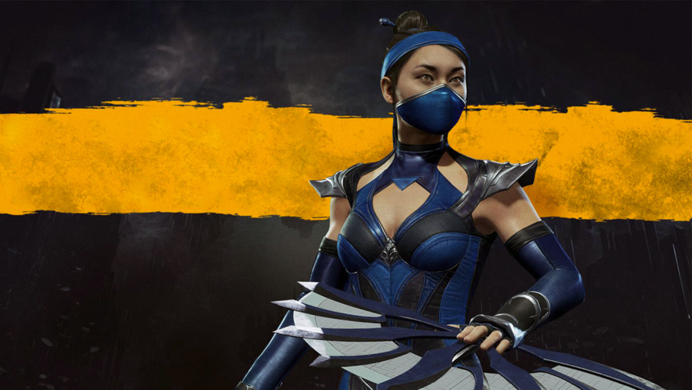 Mortal Kombat 11: Китана