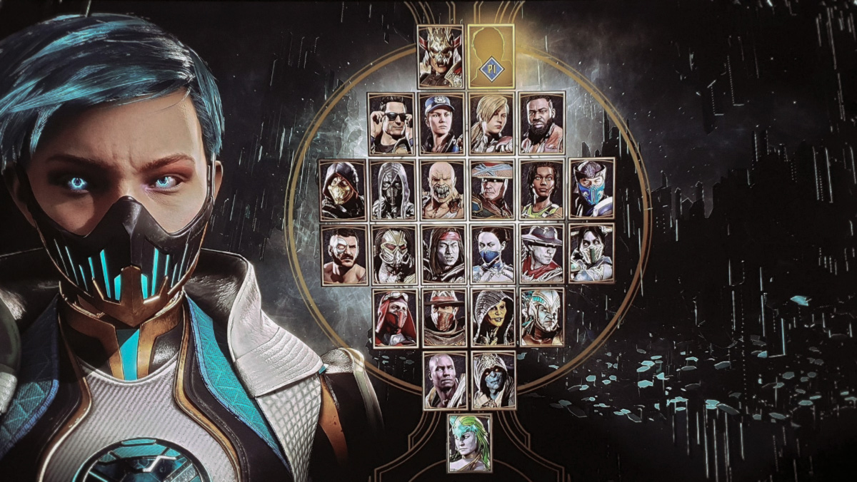 Mortal Kombat 11: Фрост