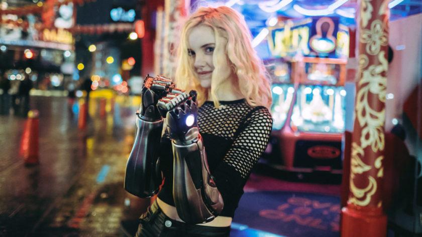 Open Bionics Hero Arm