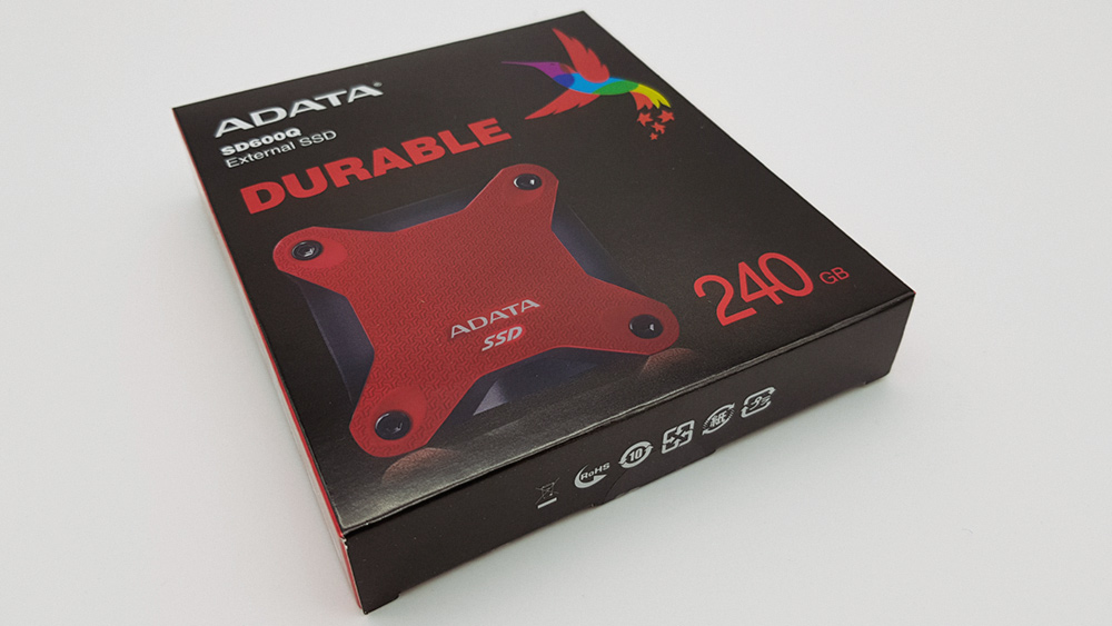 ADATA SD600Q External SSD 240GB