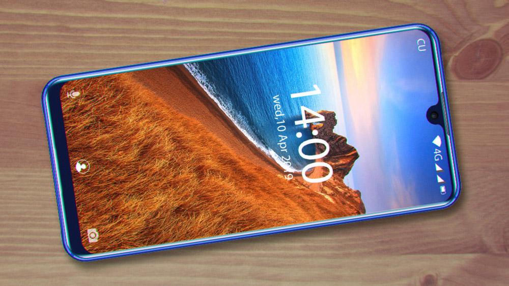 OUKITEL K9: экран и дизайн