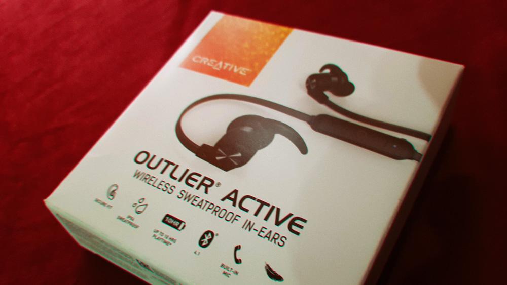 Creative Outlier Active