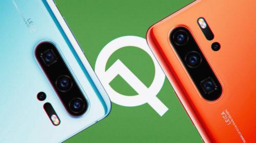 17 смартфонов Huawei получат обновление до Android Q