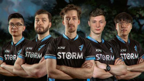 J.Storm: американская команда по киберспорту