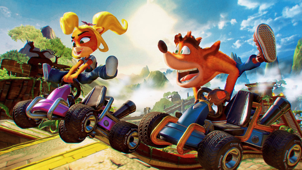 Crash Team Racing Nitro-Fueled - оценки