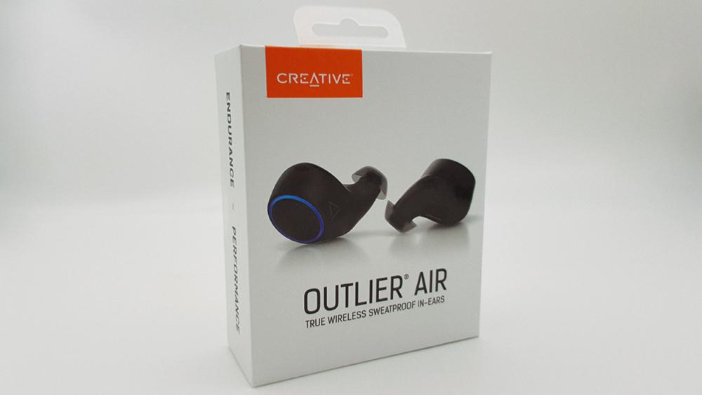 Беспроводные наушники Creative Outlier Air
