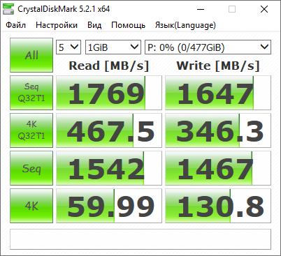 ADATA XPG SX8200 Pro 512GB NVMe