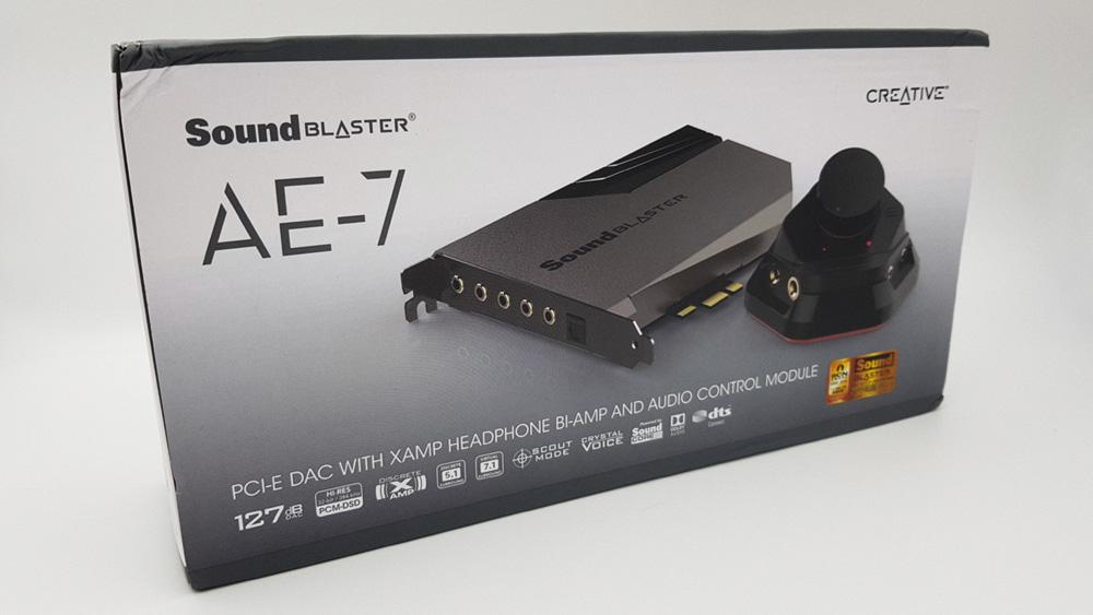 Creative Sound Blaster AE-7