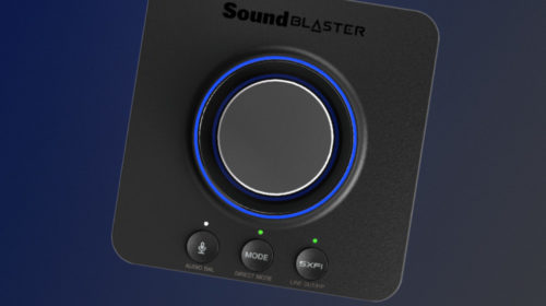 Creative Sound Blaster X3