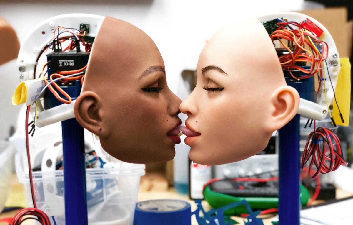Секс-роботы с ИИ
