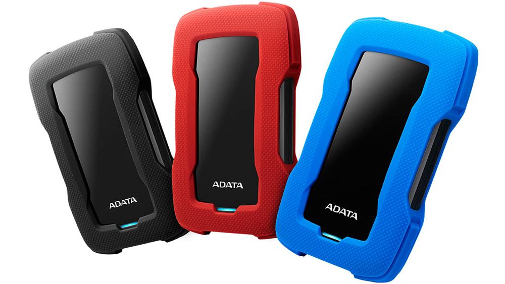 Внешний HDD ADATA HD330 с емкостью 5 Тбайт
