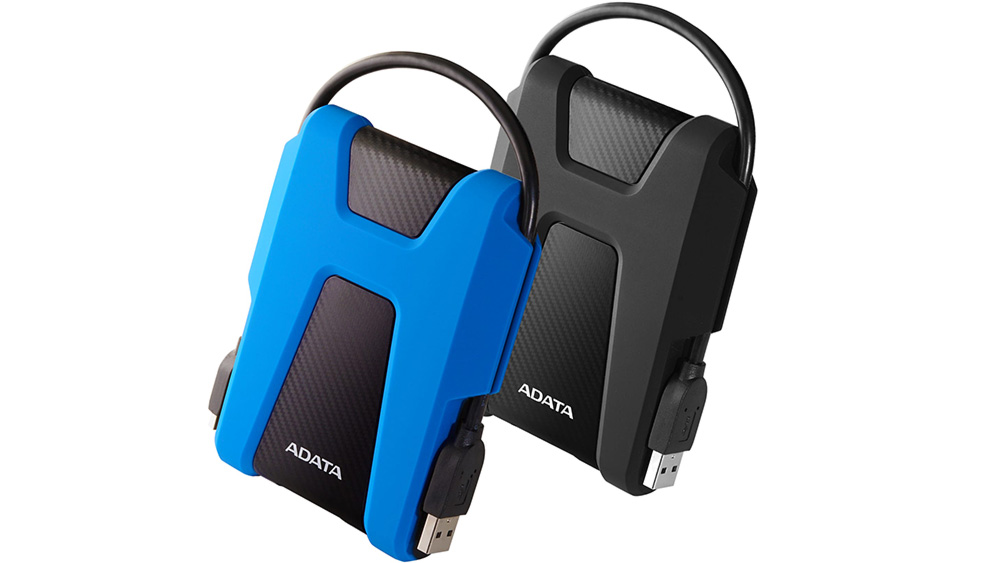 Внешний HDD ADATA HD680: усиленная версия HD650