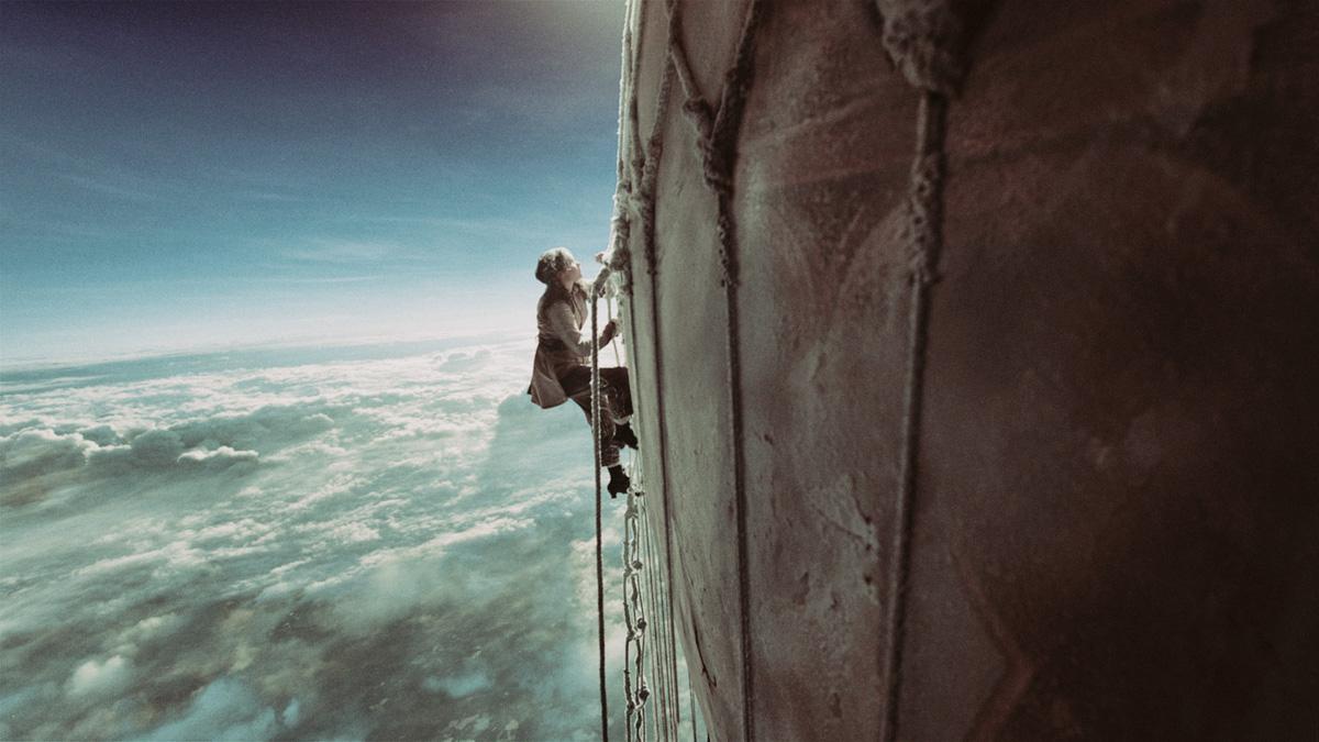 «Аэронавты» - фильм 2019 года