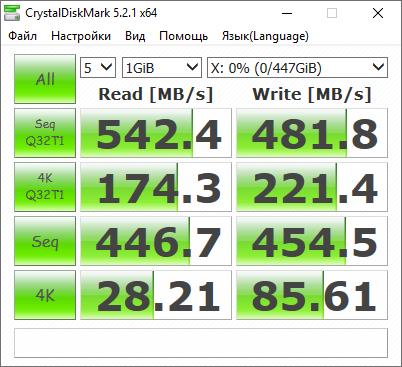 GOODRAM CL100 gen.2 480GB