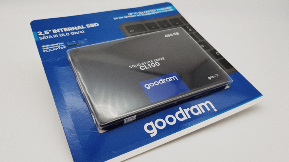 GOODRAM CL100 gen.2 480GB