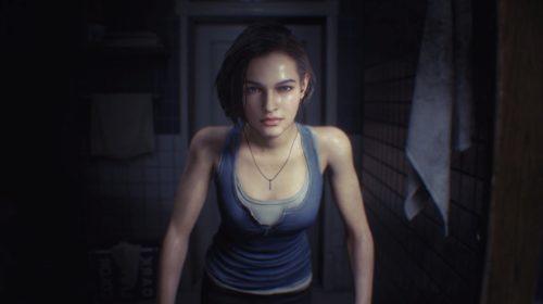 Resident Evil 3 Remake: Джилл Валентайн