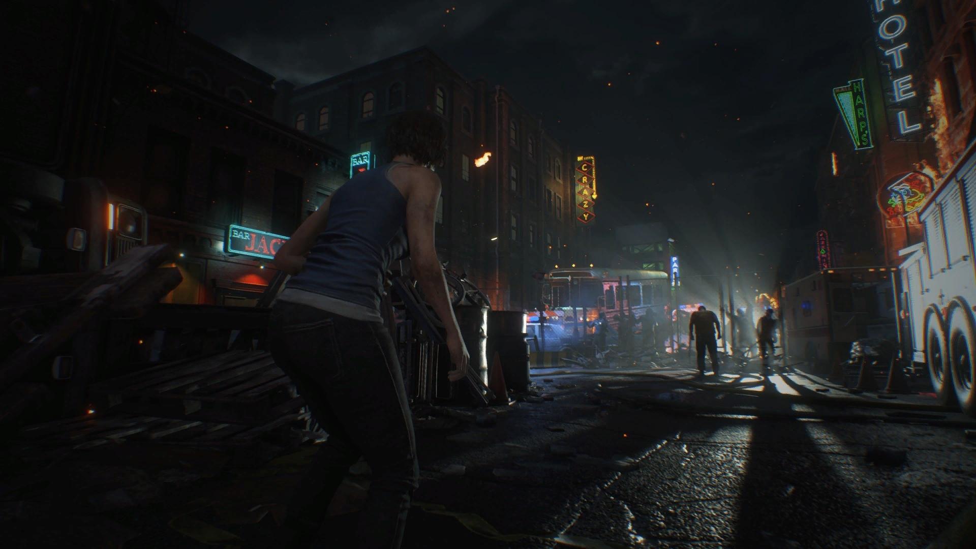 Resident Evil 3 Remake: