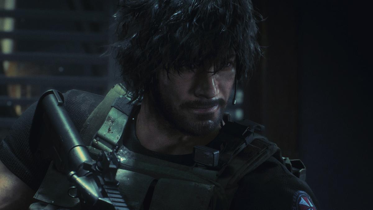 Resident Evil 3 Remake: Карлос Оливейра