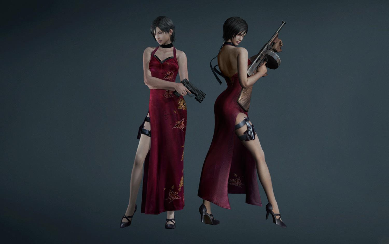 2005 год: старая и новая амуниция из Resident Evil 4