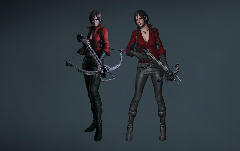 2012 год: первое переосмысление Ады Вонг в рамках Resident Evil 6