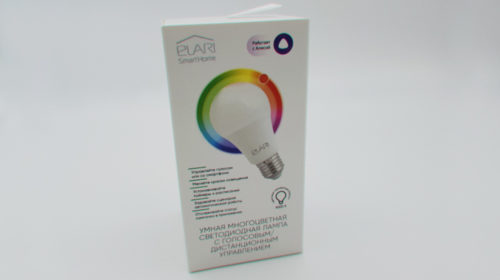 ELARI Smart E27 Multicolor LB