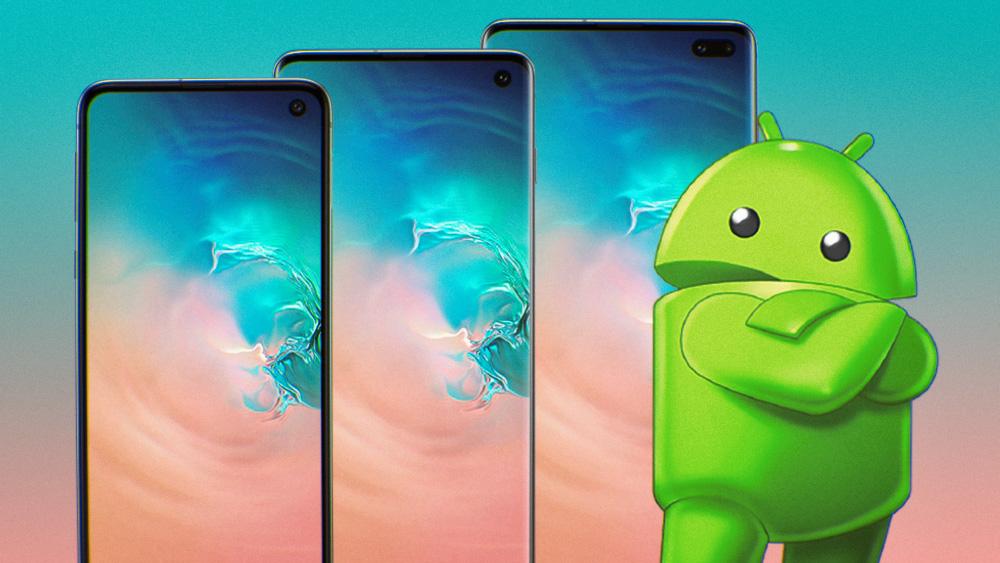 Какие смартфоны Samsung получат обновление до Android 10 и One UI 2.0