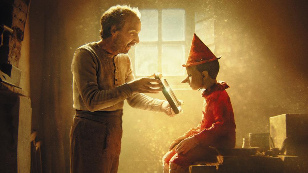 «Пиноккио» - фильм 2020 года