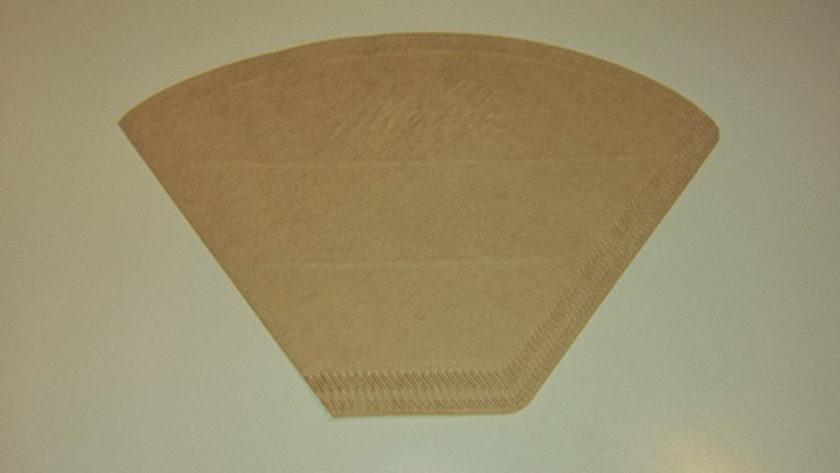 ащитная маска от коронавируса из кофейного фильтра