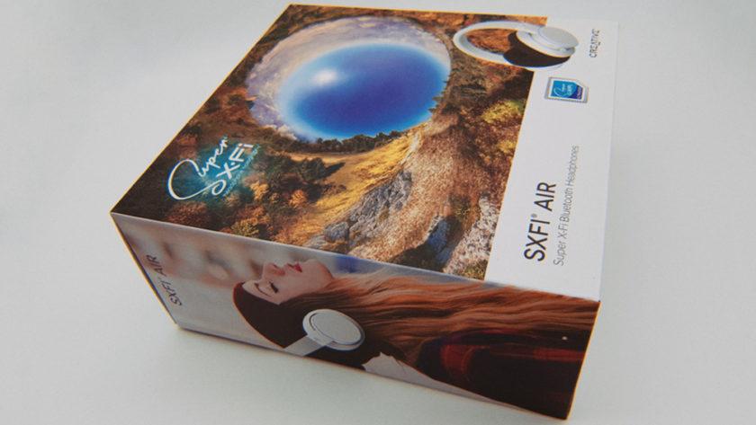 Creative SXFI Air