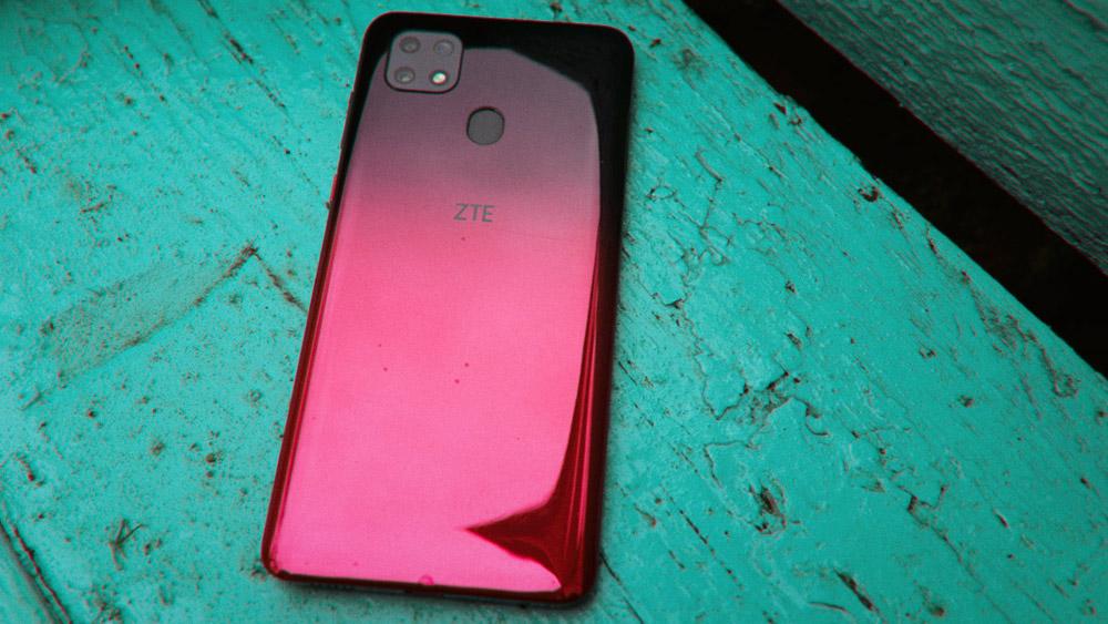 ZTE Blade 20 Smart: внешний вид